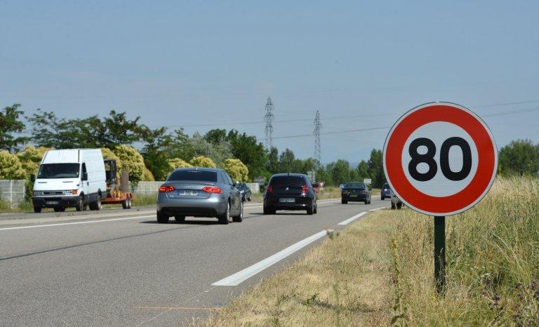 Restons aux 80 km/heure sur nos routes !
