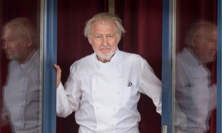 """Pierre Gagnaire déplore la disparition de fondamentaux de la """"grande cuisine"""""""