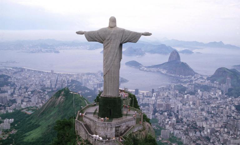 Au Brésil, on n'a pas honte d'être catholique