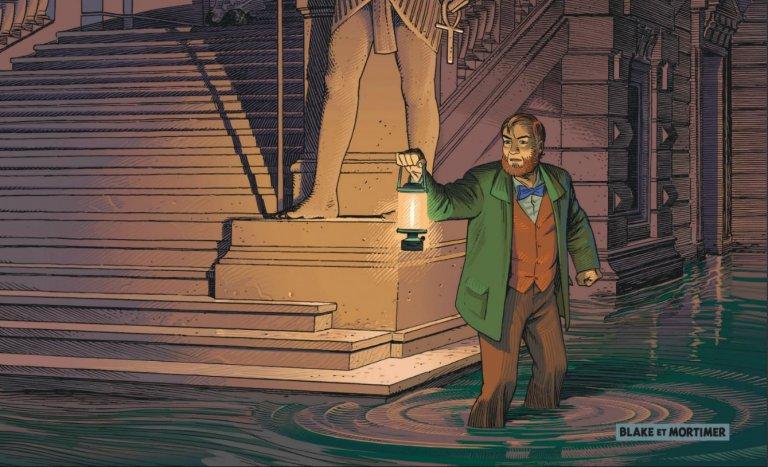 Blake et Mortimer, Lefranc : les héros de BD sont immortels