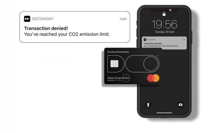 L'appli qui bloque votre carte bancaire si vous polluez