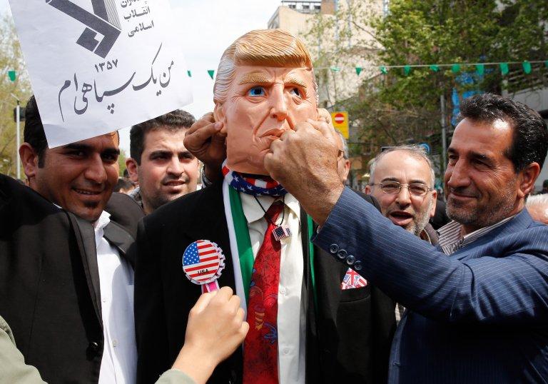"""""""Malgré les difficultés économiques, quand l'Iran est attaqué, sa population fait bloc"""""""