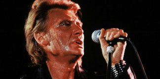 johnny hallyday amerique aznavour