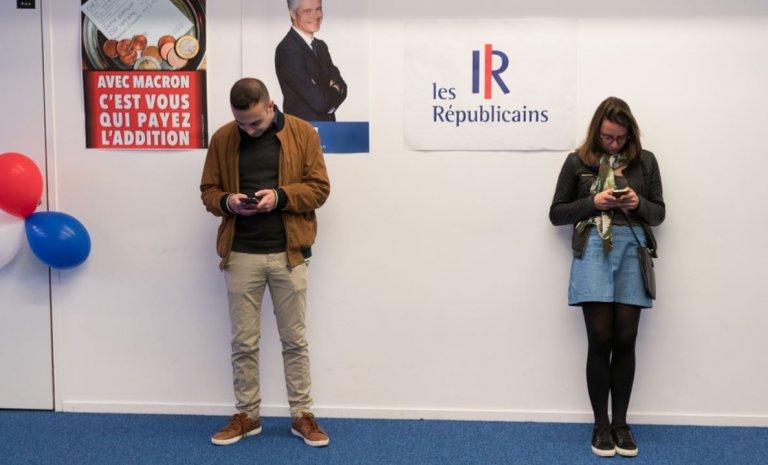 Malheureux comme un Républicain en France