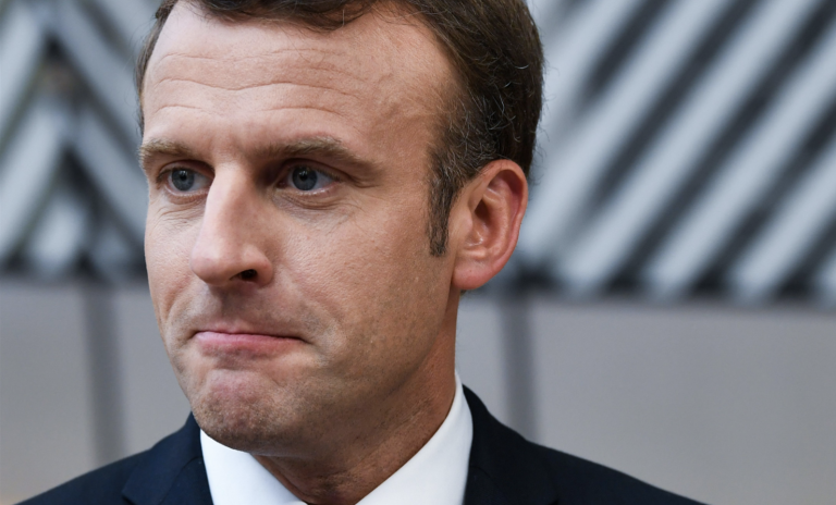 Macron, personne ne viendra le chercher