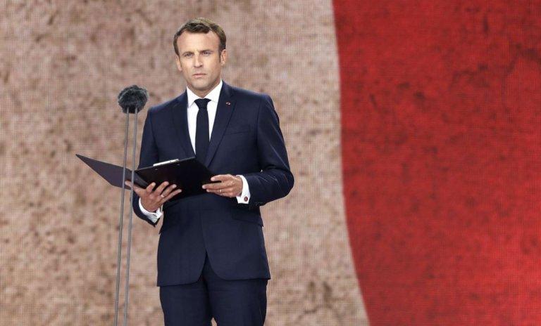 """D-Day: Emmanuel Macron supprime """"la France éternelle"""" de la lettre d'Henri Fertet"""