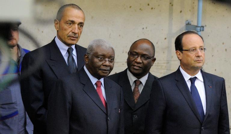 Mozambique : les vedettes de Cherbourg