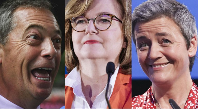 Elections européennes: et les vrais gagnants sont…