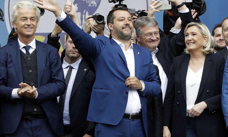 Malheureux comme un populiste au Parlement européen
