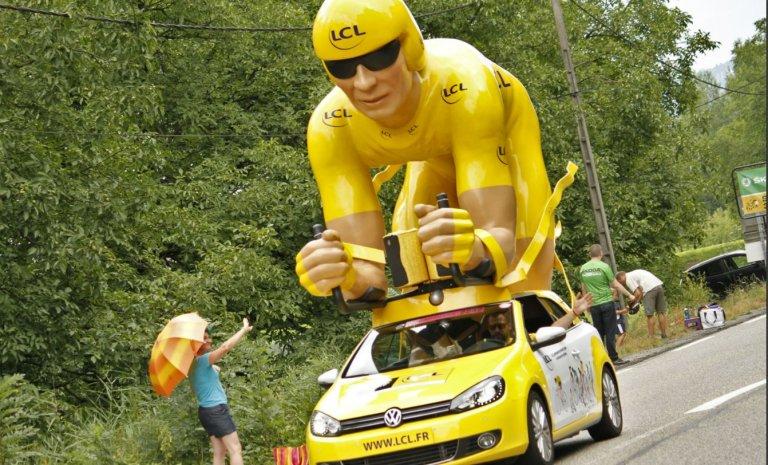 Le maillot jaune a cent ans!