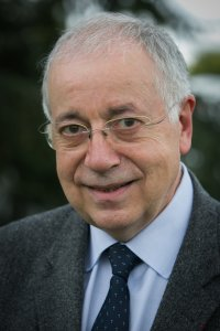 Jean-Robert Pitte, géographe, président de l'université Paris-Sorbonne de 2003 à 2008, président de la Société de géographie. Photo : D.R.