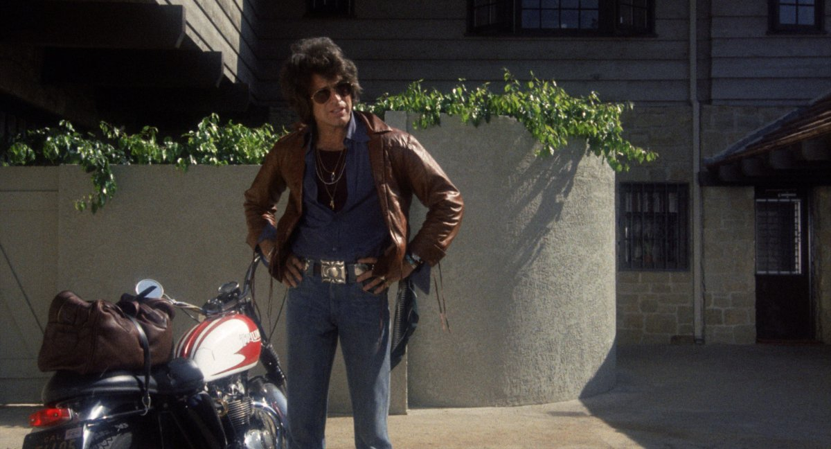 Warren Beatty dans Shampoo © 1975, RENOUVELÉ 2003 COLUMBIA PICTURES INDUSTRIES, INC. Tous droits réservés.