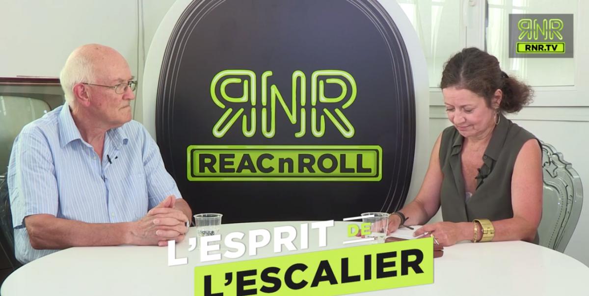 Esprit de l escalier RNR.tv