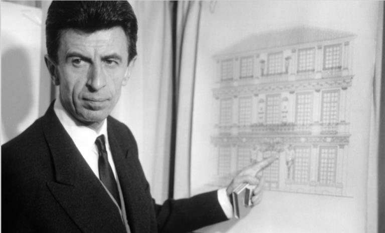 Fernand Pouillon: Architecte et martyr