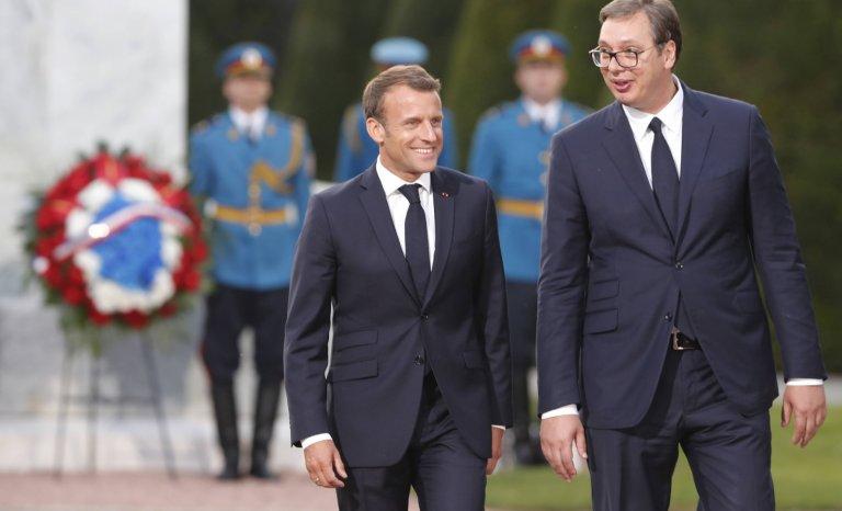 La Serbie garde une certaine rancœur envers la France