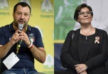 salvini trenta migrants malte lampedusa
