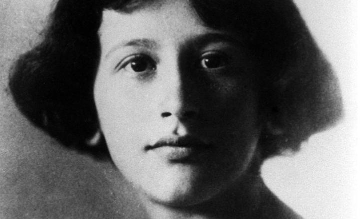 Simone Weil. SIPA, 00412865_000002
