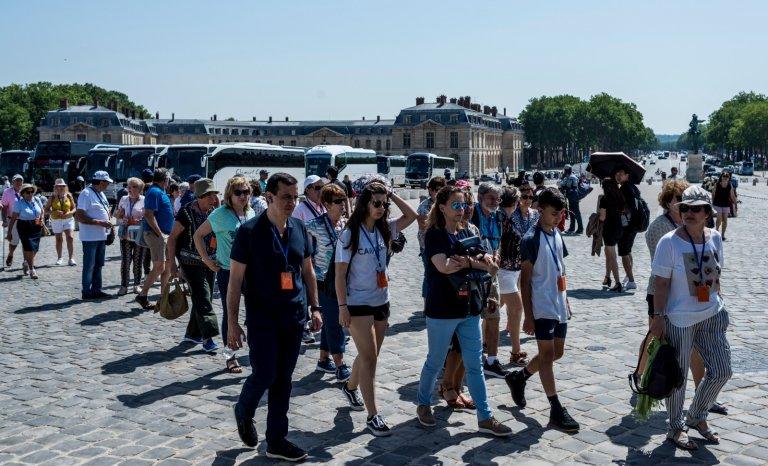 Le tourisme de masse endommage Versailles