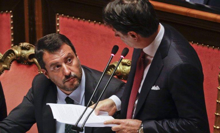 Crise italienne: le pari risqué de Salvini