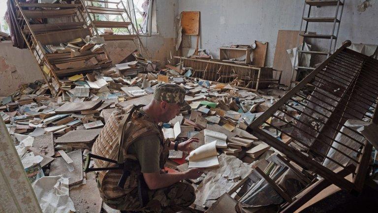 Donbass: 13 000 morts, 30 000 blessés et un million de réfugiés
