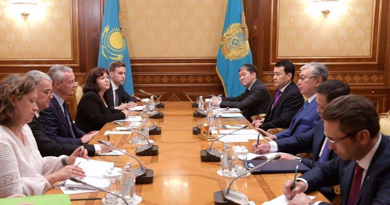 """""""Le Kazakhstan est un discret géant de la diplomatie mondiale"""""""