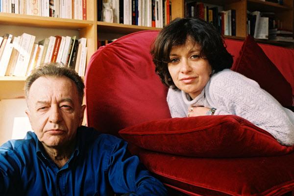 Philippe MURAY et Elisabeth Lévy ©Hannah Assouline