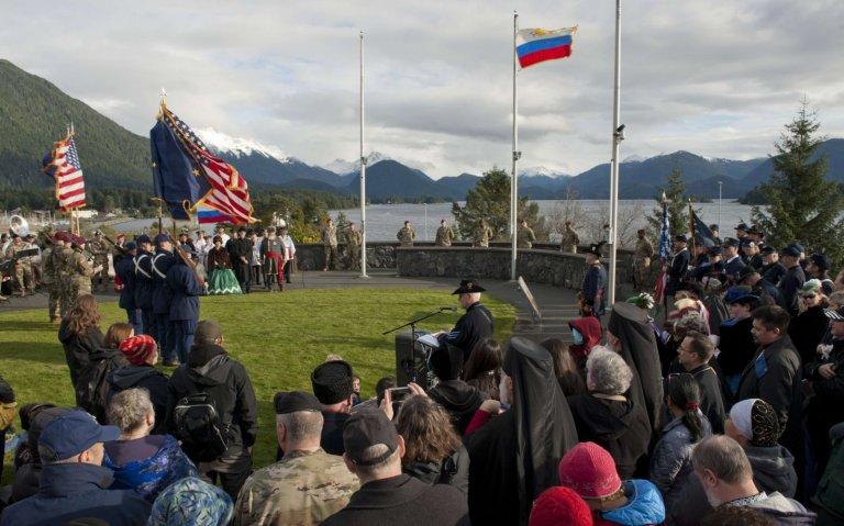 Pourquoi la Russie a vendu l'Alaska ?