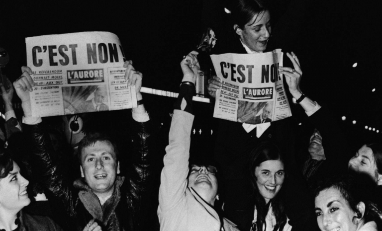 Avril 1969: une révolution manquée ?