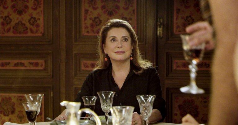Catherine Deneuve interprète la mère de Cédric Kahn