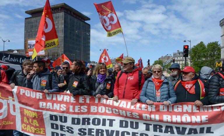 Législation sociale: êtes-vous plus parisien que la CGT?