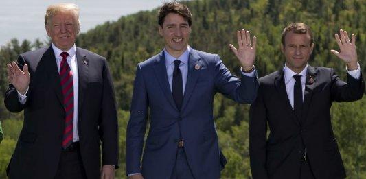 chine russie g7 trump