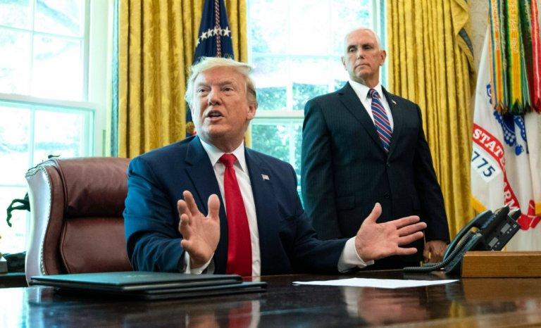 Iran: à quoi joue Trump?