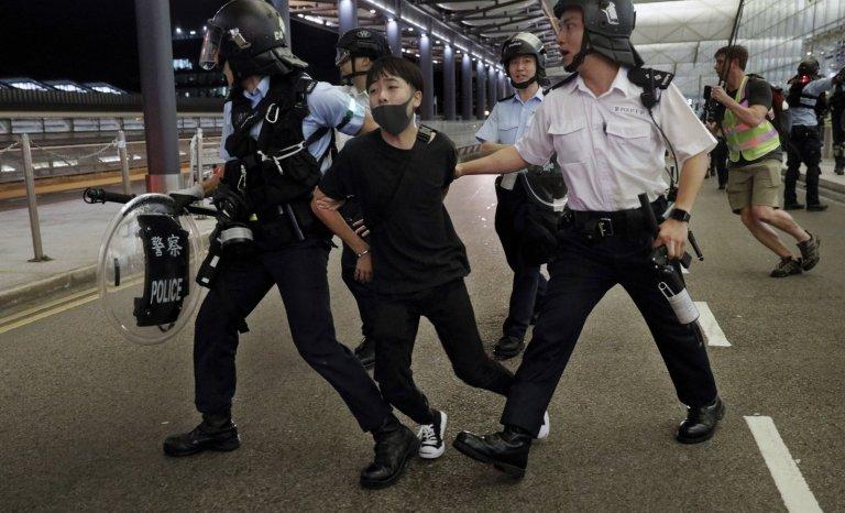Réflexions sur les événements en cours à Hong Kong