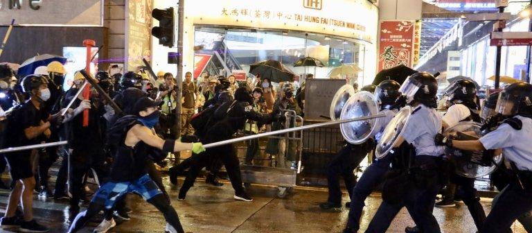 Pékin peut difficilement se permettre une nouvelle répression comme Tiananmen