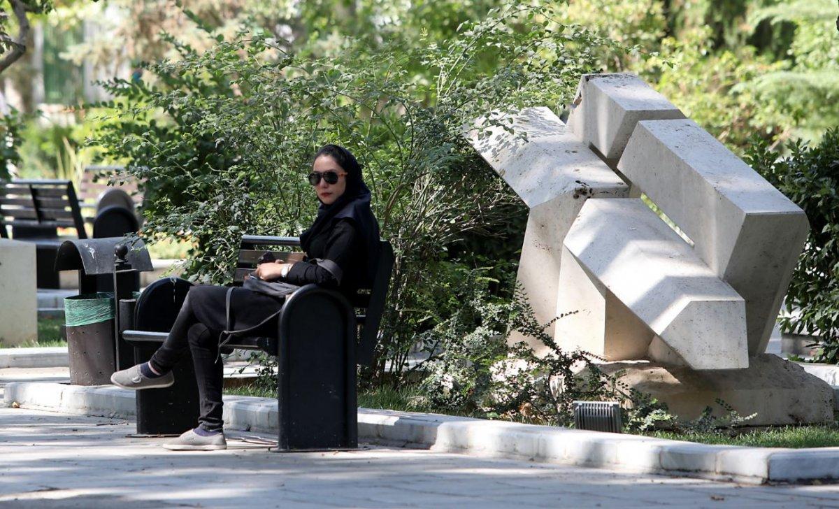 iran voile teheran
