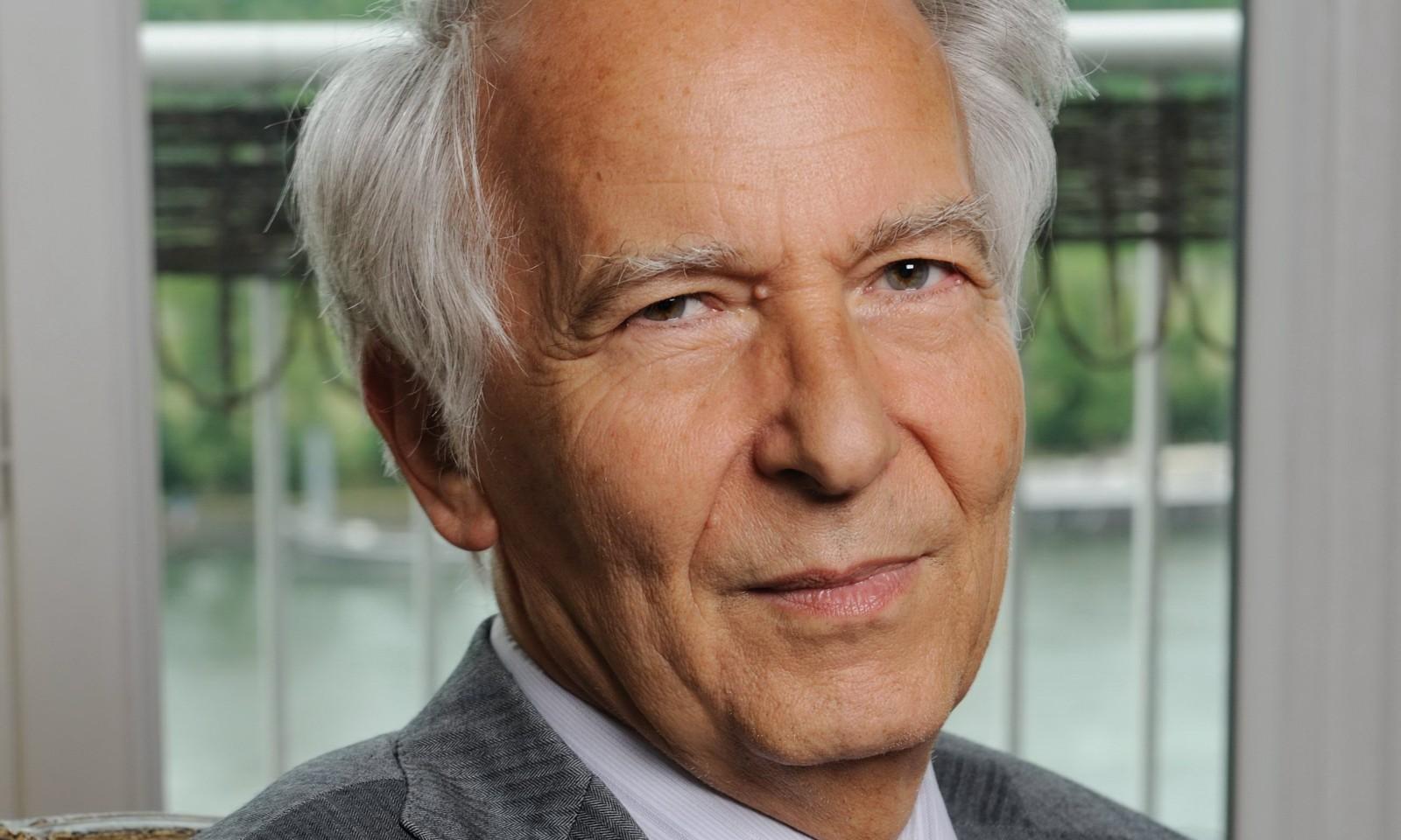 Philippe d'Iribarne est Directeur de recherches au CNRS © Hermance Triay / Opale / Leemage