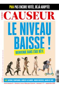 Septembre 2019 - Causeur #71