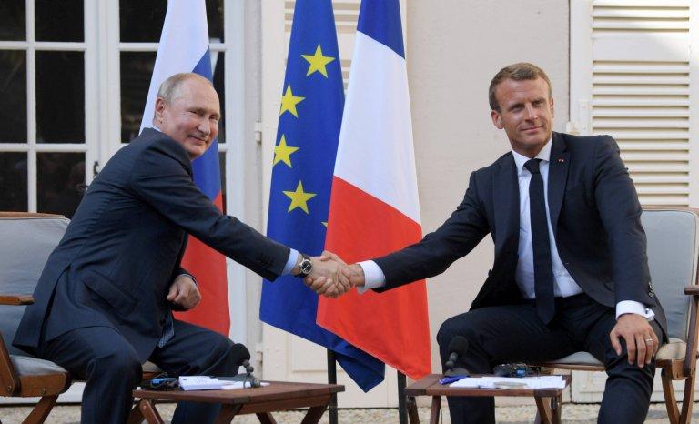 Faux départ pour le rapprochement franco-russe