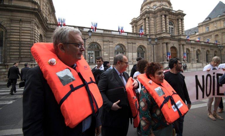 """Les migrants viennent pour """"nous sauver"""""""