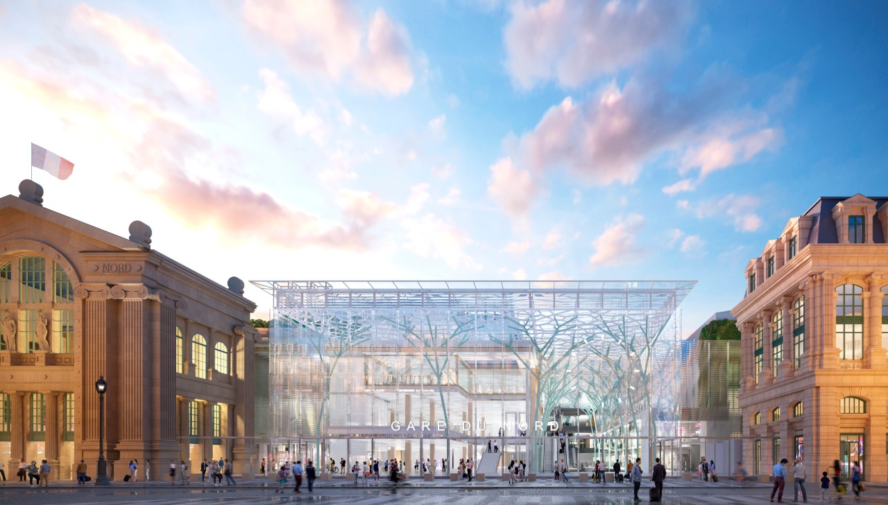 Image fournie par Valode & Pistre architectes