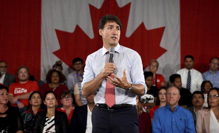 Le blasphème de Justin Trudeau à la religion d'Etat