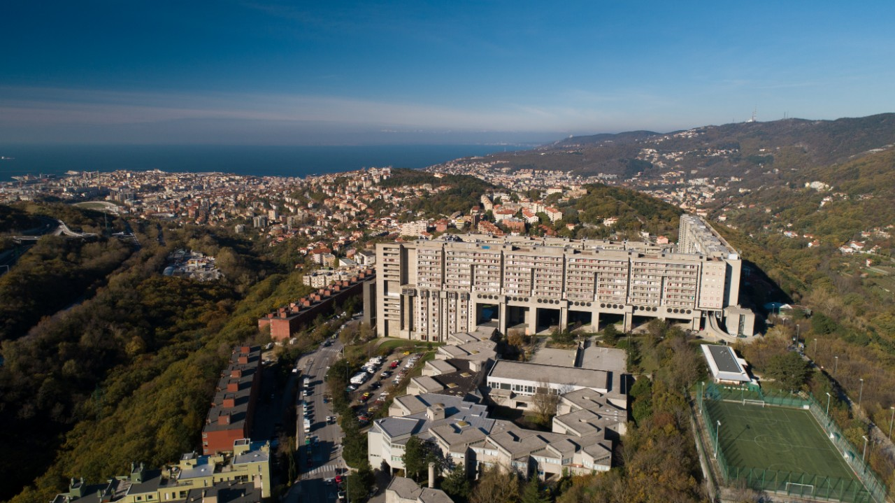 Le Quadrilatère de Rozzol Melara (Trieste) Photo: ATER
