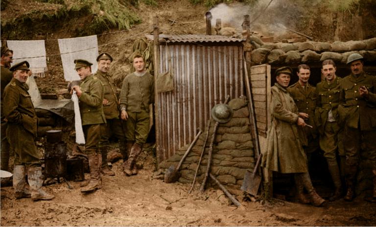 """""""Cote 418"""" : un hommage très actuel aux combattants de la Grande Guerre"""