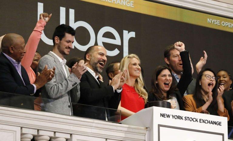 Uber en dessous de tout