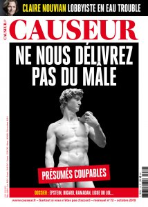 Octobre 2019 - Causeur #72