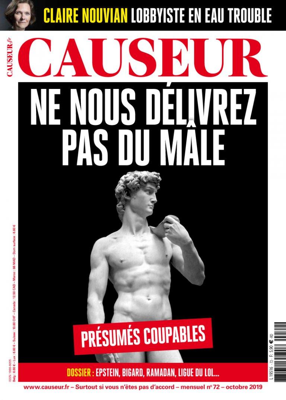 Octobre 2019 - Causeur #72