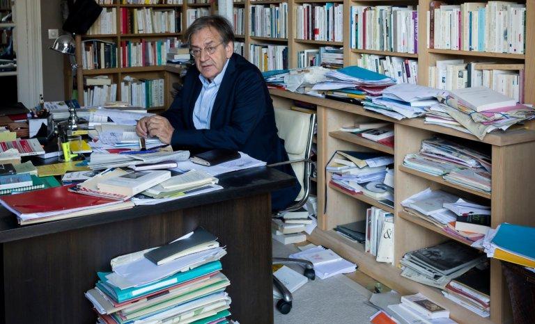 """Alain Finkielkraut s'essaie au """"je"""""""