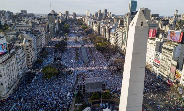 Le charme désargenté de l'Argentine