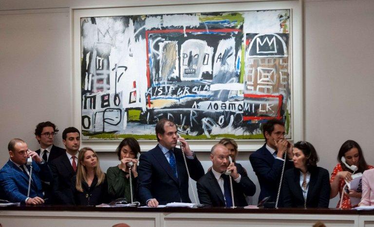 L'art mondial est-il encore entre les mains des Etats-Unis ?