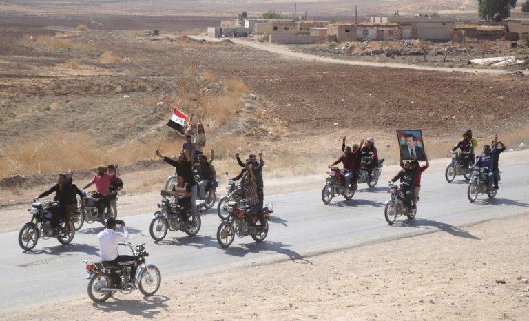 Damas: la voie de la raison (et du cœur?)